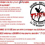 foto di Thrill the world Gourin